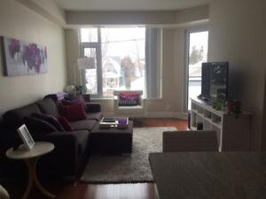 Luxury 1 bedroom condo for rent in Wellington Village - Westboro