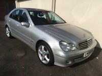 2005 Mercedes-Benz C Class 1.8 C180 Kompressor Avantgarde SE 4dr