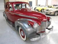 1940 Chevrolet Special Deluxe Sedan! Financing Available!!