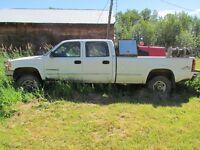 2004 GMC Sierra 2500 SLE Welding Truck