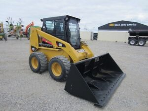 CAT 236B3 Skid Steer for sale! ONLY 600 HOURS! $39,500.00!