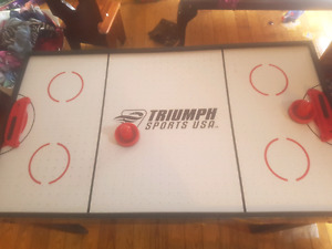 Foosball/Air Hockey Table