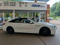 2016 66 BMW 6 SERIES 3.0 640D M SPORT 2D AUTO 309 BHP DIESEL