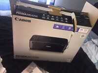 Canon printer MG4250. ORANGE TAG STILL ON!