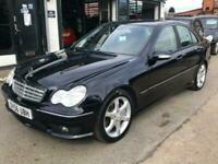 2006 Mercedes-Benz C-CLASS 2.1 C220 CDI SPORT EDITION 4d 148 BHP Saloon Diesel A