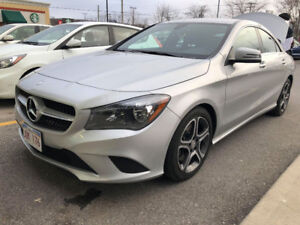 2015 Mercedes-Benz CLA 250 - 4MATIC - 4dr Sdn