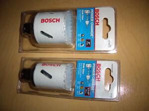 "Bosch 11/2"" & 2"" Hoole Saw London Ontario image 1"