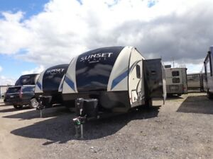 2017 CrossRoads RV Sunset Trail Super Lite SS264BH