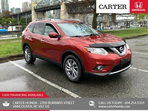 2015 Nissan Rogue SL + MAY DAY SALE + NO ACCIDENTS!