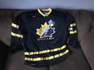 Team Canada Livestrong Jersey