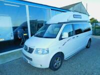 Auto-Sleeper Topaz VW 2.5d Luxury 2 Berth Camper Van for Sale