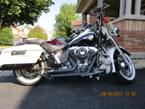 2013 DELUXE SOFTAIL CUSTOM BUILD