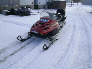 ***2004 LEGEND 600 SKI-DOO ELECTRIC START & RER REVERSE***