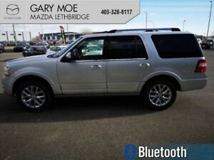 2017 Ford Expedition Limited  - 3rd Row and loaded