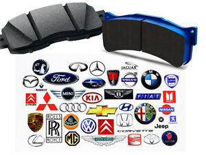 Front and Rear Brake Pads Replacement Only $249