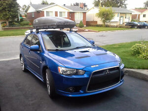 2009 Mitsubishi Lancer RALLIART sports pack 8k nego. MUST SELL !