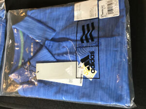 Adidas ultimate 365 woman's full sleeve  golf shirt- size:M