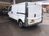 Vauxhall Vivaro 1.9 Di Swb White Good Runner