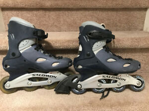 Salomon Rollerblades - size 8 Men's