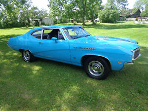 1968  Buick Skylark GS Clone--REDUCED