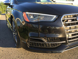 2015 Audi S3 TECHNIK + TECHNOLOGY PACKAGE