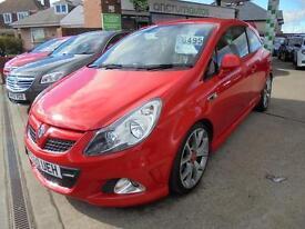 Vauxhall/Opel Corsa 1.6i 16v Turbo 2010.5MY VXR