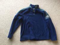Henri Lloyd half zipped fleece MEDIUM