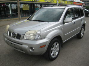 2006 Nissan X-Trail, AWD, Sunroof, Best Nissan SUV Ever