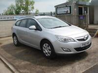 Vauxhall/Opel Astra 1.7CDTi 16v ( 110ps ) ecoFLEX ( s/s ) 105g 2012.5MY Exclusiv