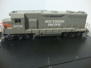 HO Scale Athearn Gp35 Southern Pacific SP 6539 Diesel Locomotive