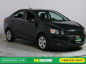 2015 Chevrolet Sonic LT AUTO A/C GR ELECT BLUETOOTH CAM.RECUL