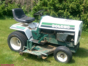 For sale bolens lawn tractor h16 xl