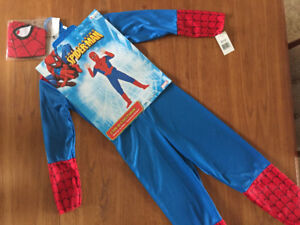 New Spider Man Costume size 5/6