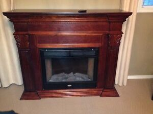 """""""SOLD""""Elegant Electric Fireplace"""