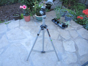 Manfrotto Quick-Lock Microphone, Flash, Light Stand/Tripod 11ft