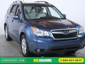 2015 Subaru Forester TOURING AWD AUTO A/C BLUETOOTH TOIT MAGS