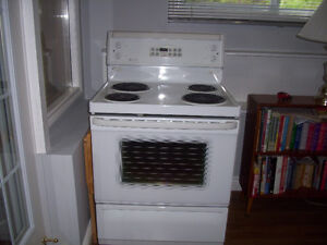 GE Self Cleaning Stove