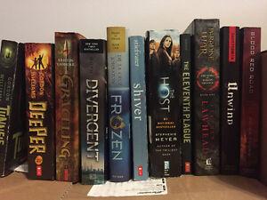Assortment of YA Novels (11 Books in total)