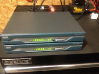Cisco 1800 Series WiFi Routers