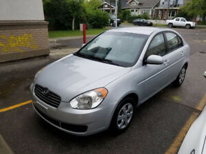 2010 Hyundai Accent, Automatic Trans., Low KMs, Great on Gas
