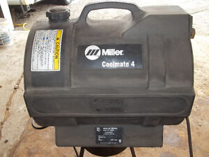 Miller Coolmate water cooler just like new..