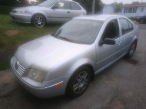Jetta VR6 2001
