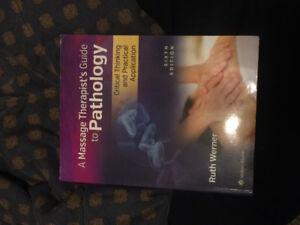 Massage therapy textbooks