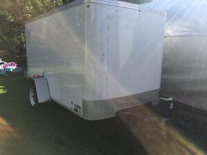 10x6 Enclosed Trailer