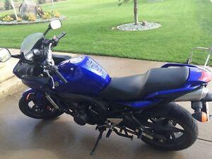 2007 Yamaha fz6