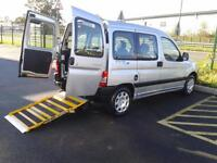 2010 Peugeot Partner Origin Disabled Wheelchair Accessible Vehicle