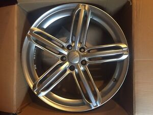 Audi A4 Rims great condition for sale