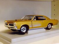 1966 Pontiac GTO 1/18