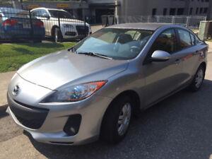 Mazda 3 GS-Sky 2012 42 000 km (Garantie 7 mois)