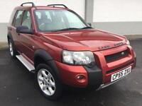 2006 55 Land Rover Freelander 2.0Td4 Freestyle 5 DOOR 4x4